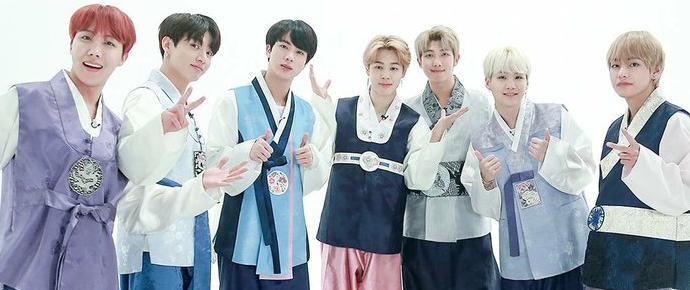 📷 Feliz ano novo com o BTS! 2018