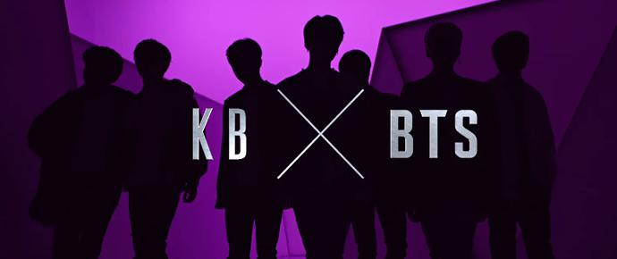 🎥 Comercial oficial do BTS para o Banco Kookmin