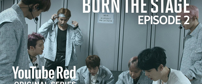 🎥 BTS: BURN THE STAGE  S1 • E2