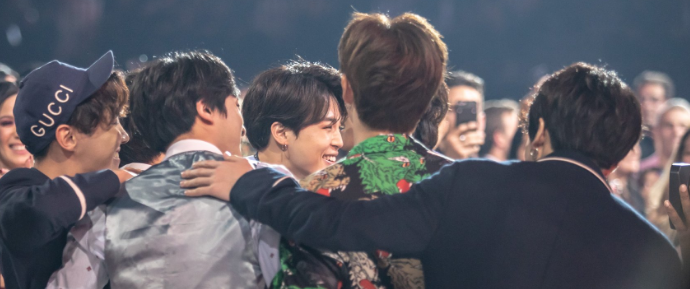 📷 BTS x Billboard Music Awards 2018