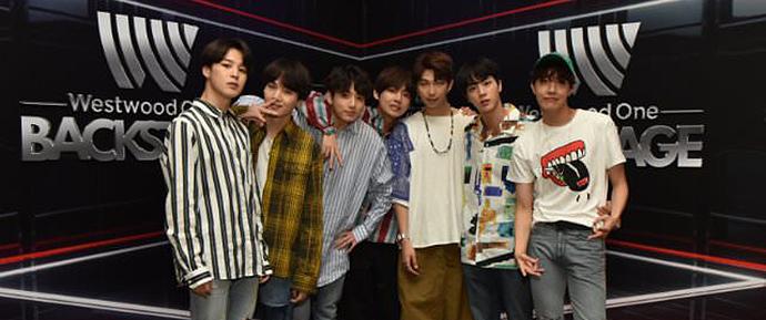 🎥 Entrevista do BTS para o Adam Bomb Show