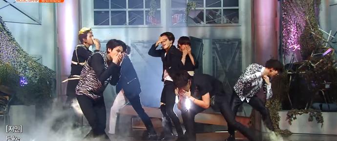 🎥 BTS @ Music Bank