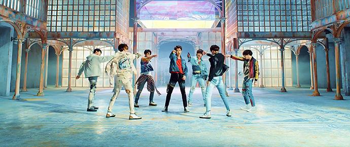 'FAKE LOVE' é o 3º MV do BTS a alcançar 600 milhões de views no YouTube!