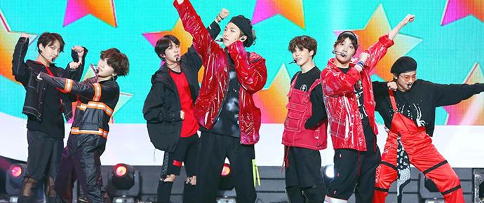 """ Apresentação de """"Anpanman"""" @ Music Core"""