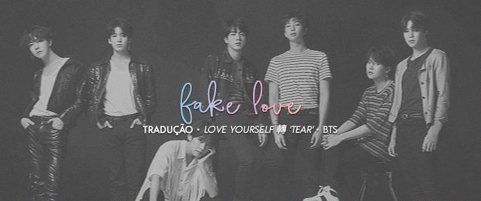 [LETRA] FAKE LOVE – BTS