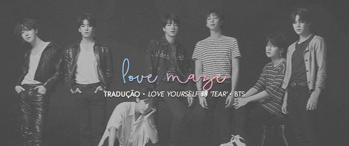 [LETRA] Love Maze – BTS