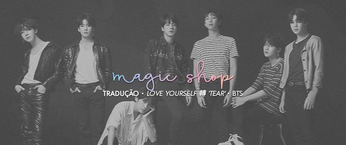 [LETRA] Magic Shop – BTS