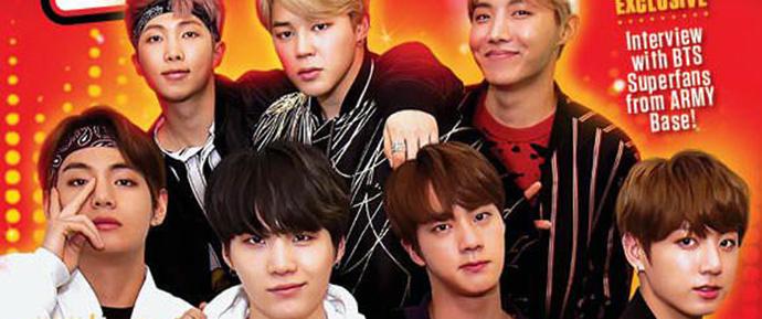 📷 Edição Especial do BTS para Teen Party Magazine