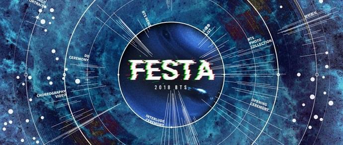  2018 BTS FESTA: Lista de Pequenas Coisas