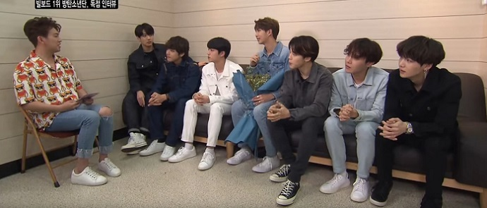 🎥 BTS no Entertainment Weekly