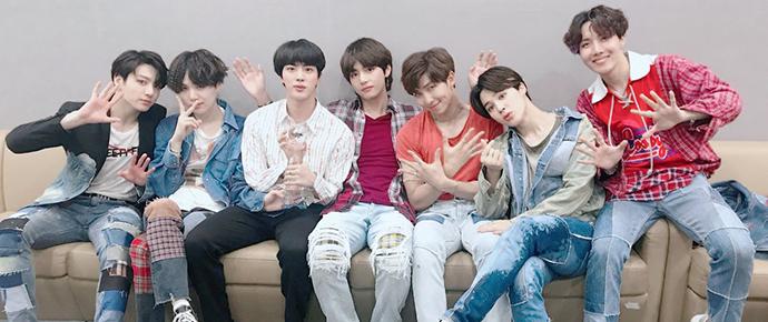 🎥 'FAKE LOVE' @ Music Bank