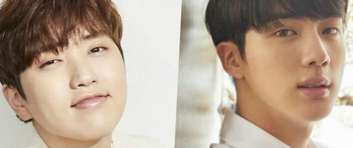 Sandeul (B1A4) compartilha uma situação chocante com o Jin!