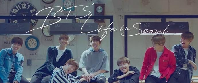 Comerciais do BTS serão transmitidos em montanha chinesa sagrada