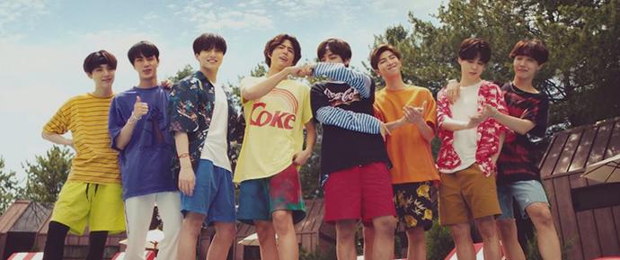[VÍDEO] 19.07.18 – Coca-Cola x BTS