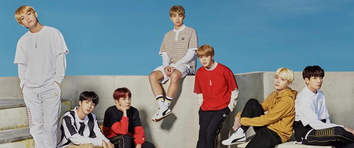 Como o BTS e o K-pop estão impulsionando o mundo da moda