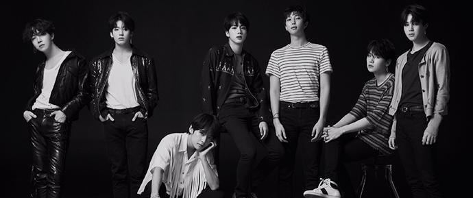 A indicação do BTS ao Grammy celebra muito mais que sua música