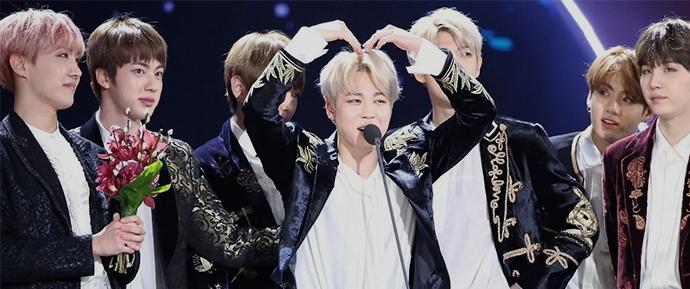 A música do BTS pode curar depressão, inseguranças e corações partidos