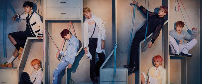 Vogue encontra BTS, o grupo que está roubando corações