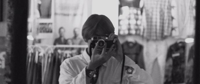 V é um dos idols que poderiaa ser fotógrafo profissional