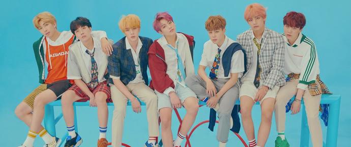 Álbum do BTS fica na Billboard 200 pela 13ª semana