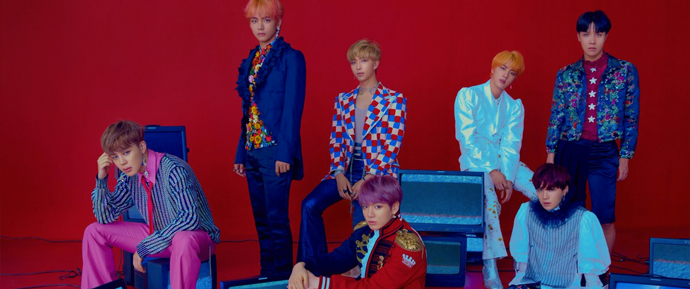 Novo álbum do BTS chega para atingir a indústria da música mundial
