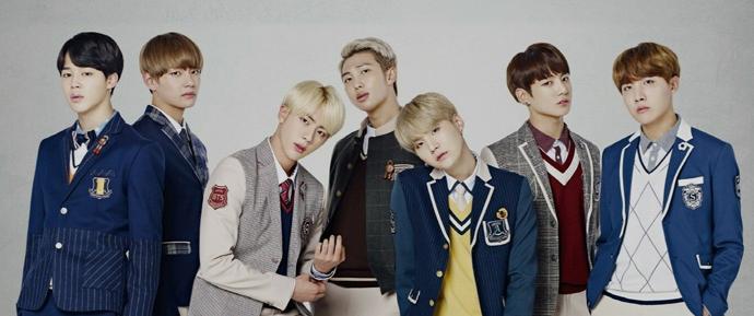 10 músicas do BTS para sua volta às aulas!