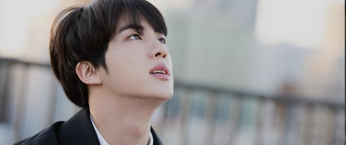 As muitas belezas de Jin: o mais velho que esbanja jovialidade!