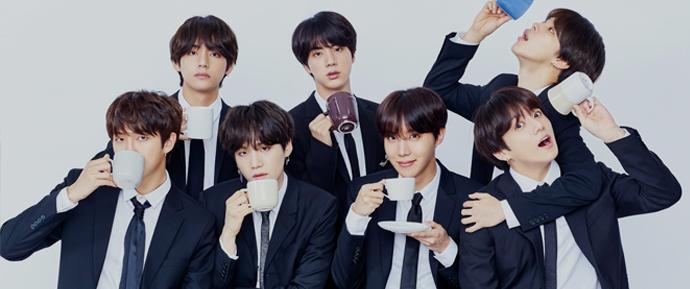 O Museu do Grammy vai receber um evento especial com o BTS