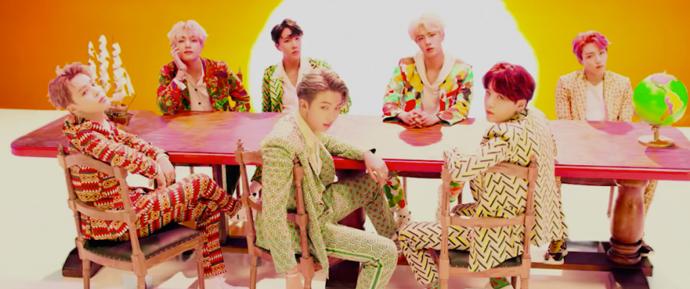 O BTS trouxe vibes de Bollywood ao MV de 'Idol'?
