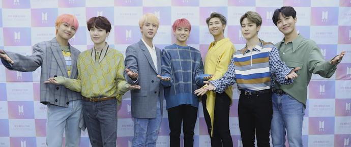BTS comenta renovação de contrato com a Big Hit Entertainment