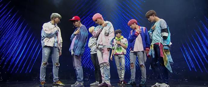 🎥 BTS @ M!Countdown