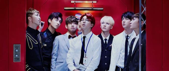 'DOPE' se torna o 3º MV do BTS com 350 milhões de visualizações
