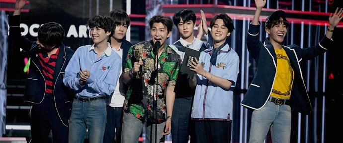 Fãs questionam: Por que o VMAs não reconheceu o BTS?