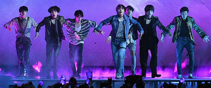 BTS é o único artista coreano no topo da Billboard duas vezes no mesmo ano