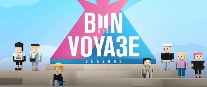 BTS Bon Voyage S03E08: Um jantar muito especial