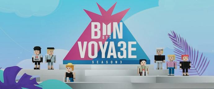 🎥 O BTS Bon Voyage está de volta!