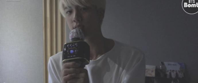 [BANGTAN BOMB] 'Epiphany' – Ensaio do Jin