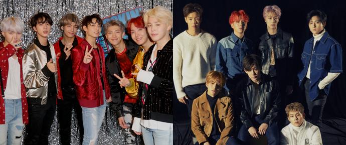 MONSTA X agradece ao BTS por espalhar o K-Pop pelo mundo