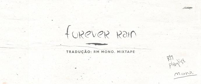 [LETRA] forever rain – RM