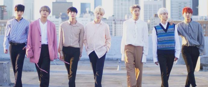 Da Coreia para o Mundo: Como o BTS se tornou o maior grupo do Planeta 🌏