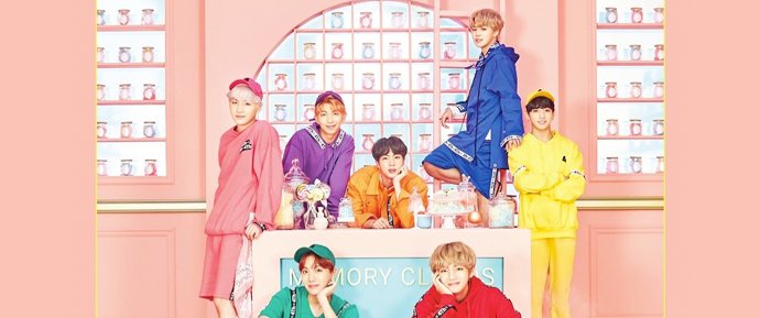 A BigHit anuncia o DVD: BTS 4th Muster 'Happy Ever After'