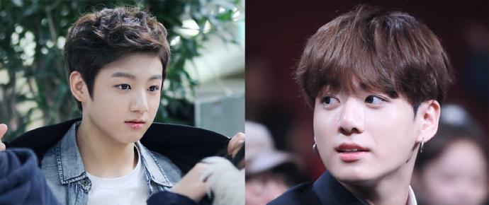 📷 40 fotos que mostram o quanto JungKook cresceu desde o debut! 😮