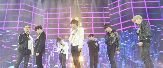 🎥 BTS @ MBC Plus x Genie Music Awards 2018