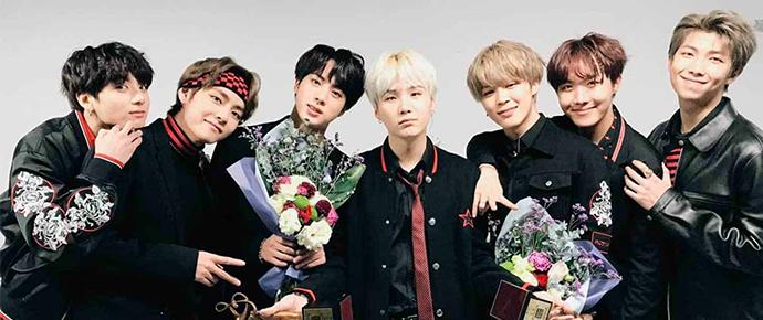 BTS vence prêmio de popularidade do 2018 Asia Artist Awards!