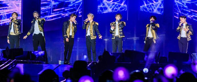 BTS gerou um lucro de 40 milhões de dólares com sua turnê mundial 💸