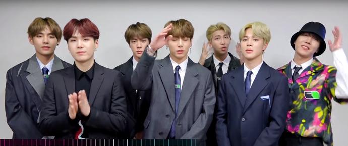 BTS leva para casa quatro prêmios no People's Choice Awards!