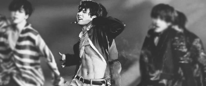 JungKook é eleito o homem mais sexy da Coreia 😏