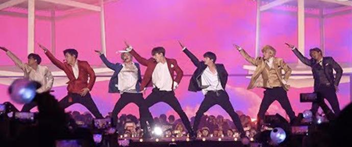 [BANGTAN BOMB] 'IDOL' Stage Especial (BTS focus) @ 2018 AAA