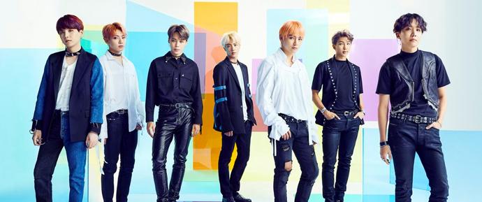 BTS alcança números extraordinários no Japão mais uma vez e se consolida no país!