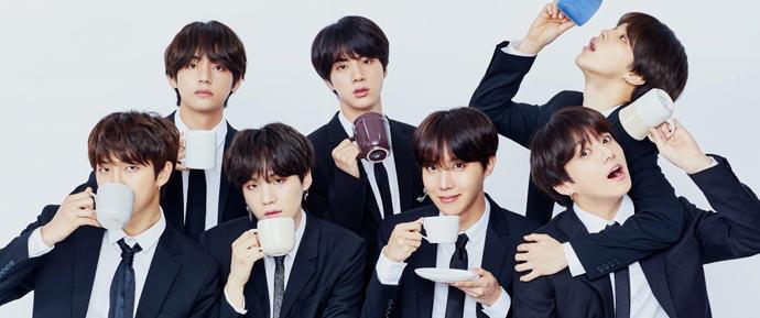 BTS lidera a lista de artistas de K-pop em 2018 no Tumblr